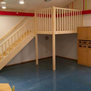 Spielempore Kindergarten